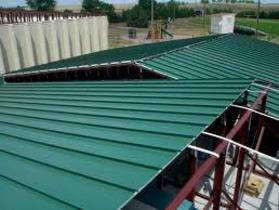 Above the Top Roofing Metal Roofing Sample